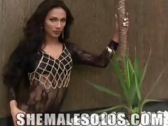 Stunning Shemale Mollycoddle Leticia Freitas