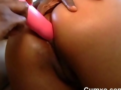 Ghetto Fucked In Phat Ass With BBC